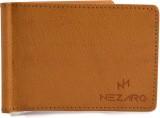 Nezaro 6 Card Holder (Set of 1, Tan)