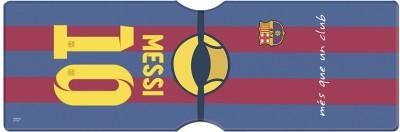 Barcelona 6 Card Holder(Set of 1, Multicolor)
