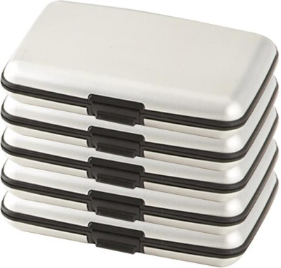 Bemoree Pc-Alumasilver5pc 6 Card Holder