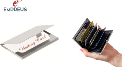 Empreus ATM & Visiting 6 Card Holder