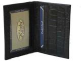 Klaska 7 Card Holder (Set of 1, Black)