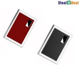 Stealodeal Business Case Handcrafted Bla...