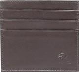 Kara 6 Card Holder (Set of 1, Brown)