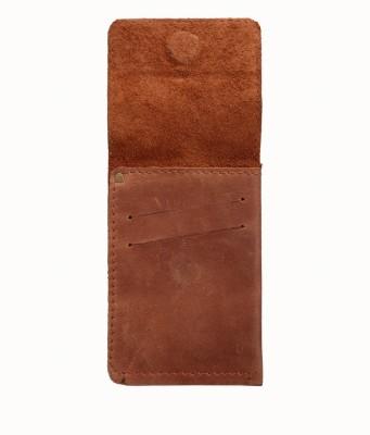 Rocciaindiano Handcrafted Card Holder Cum Minimal Wallet 8 Card Holder