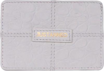 JUSTANNED 3 Card Holder