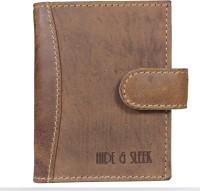 Hide & Sleek Card Holders