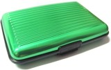 Waiverson 6 Card Holder (Set of 1, Green...