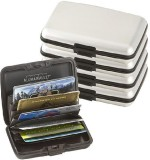 DCH 10 Card Holder (Set of 5, Silver)