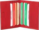 ALW 10 Card Holder (Set of 1, Red)