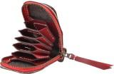 Kangoo 15 Card Holder (Set of 1, Red)