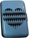 Veriety 6 Card Holder (Set of 1, Blue)