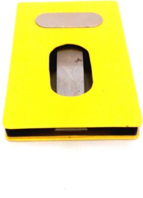 ALL SEASONS CLIPPER YELLOW 6 Card Holder