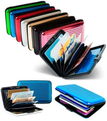 Safety Mens,Womens 6 Card Holder