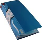 Deep CH 480 Card Holder (Set of 1, Blue)