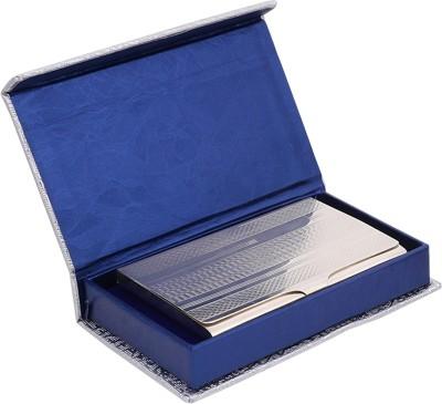 Osasbazaar BIS Hallmarked Pure 925 Sterling Silver 10 Card Holder