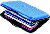 La-nigmah 6 Card Holder (Set of 1, Blue)