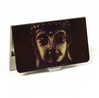 Mad(e) in India 10 Card Holder(Set of 1, Multicolor)