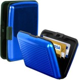 Fissone 6 Card Holder (Set of 1, Blue)