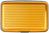 La-nigmah 6 Card Holder (Set of 1, Gold)