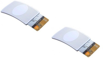 Jazam Curvy Design 4 Card Holder