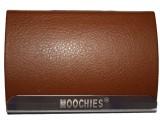 Moochies 15 Card Holder (Set of 1, Tan)