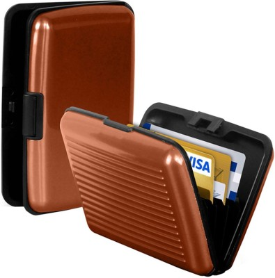 Ratan Security Credit/Debit Card Holder Wallet 6 Card Holder