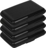 Fox Micro 6 Card Holder (Set of 4, Black...