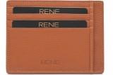 Rene 6 Card Holder (Set of 1, Tan)
