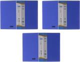 Solo 240 Card Holder (Set of 3, Blue)