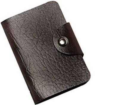 Empreus Leather 10 Card Holder