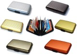 Globalgifts 6 Card Holder (Set of 6, Mul...