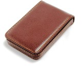 SRPC 10 Card Holder (Set of 1, Brown)