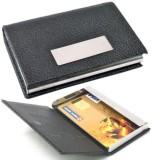 Tapawire 4 Card Holder (Set of 1, Black)