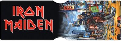 Iron Maiden New York (Global) 6 Card Holder