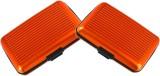 Alexus 6 Card Holder (Set of 2, Orange, ...