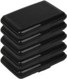 Fox Micro 6 Card Holder (Set of 5, Black...