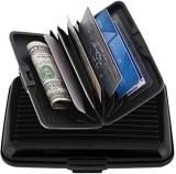 i-gadgets 6 Card Holder (Set of 1, Black...