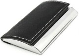 EMPREUS 10 Card Holder (Set of 1, Black)