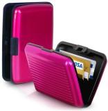 i-gadgets 6 Card Holder (Set of 1, Pink)