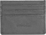 Chisel 6 Card Holder (Set of 1, Black)