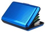Ebaylisha 6 Card Holder (Set of 1, Blue)