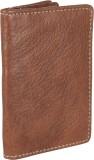 KHSA 20 Card Holder (Set of 1, Brown)