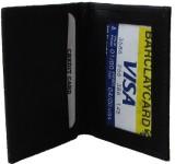 Klaska 3 Card Holder (Set of 1, Black)