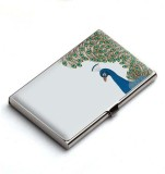 Heartzy 10 Card Holder (Set of 1, Blue, ...