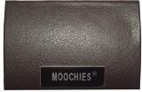 Moochies 15 Card Holder (Set of 1, Brown...