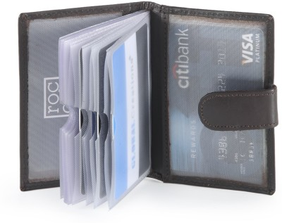 Hide & Sleek 15 Card Holder