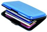 Abhishek 6 Card Holder (Set of 1, Blue)