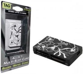 TAG External Card Reader(White)