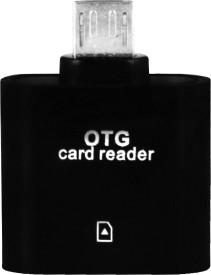 Ace USBOTG102 Card Reader(Multicolor)