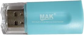 MAK 596 Blue Card Reader(Blue)